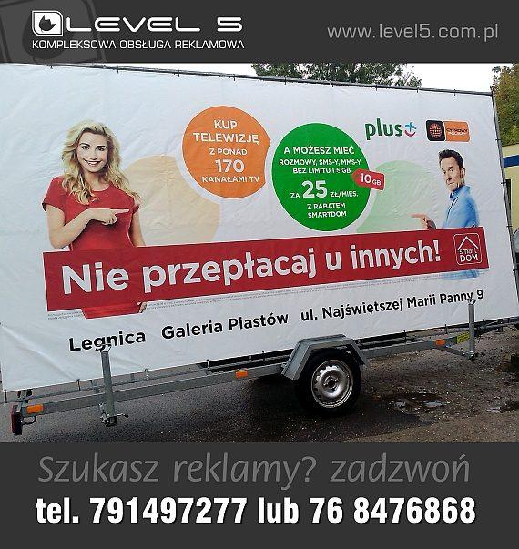 reklama-mobilna-lubin-przyczepki-reklamowe-chojnow-chocianow-scinawa-glogow-polkowice